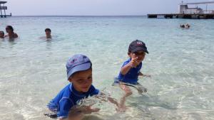 Curacao… Un viaje ideal para los niños